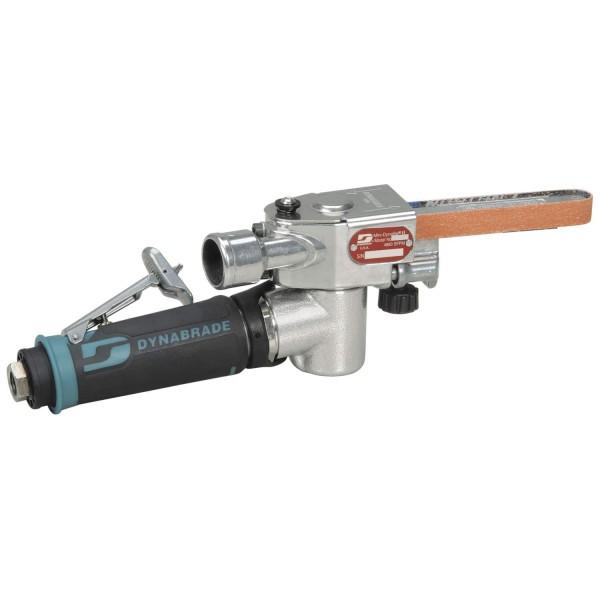Mini-Dynafile ll mit Absaugung 15002 Bandschleifer mit Kontaktarm Dynabrade Schleifbänder 305 mm 0,4