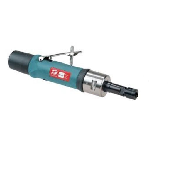 Dynabrade 52102 Druckluft Stabschleifer 0,7 PS Geradschleifer mit 6 mm Spannzange 4500 RPM