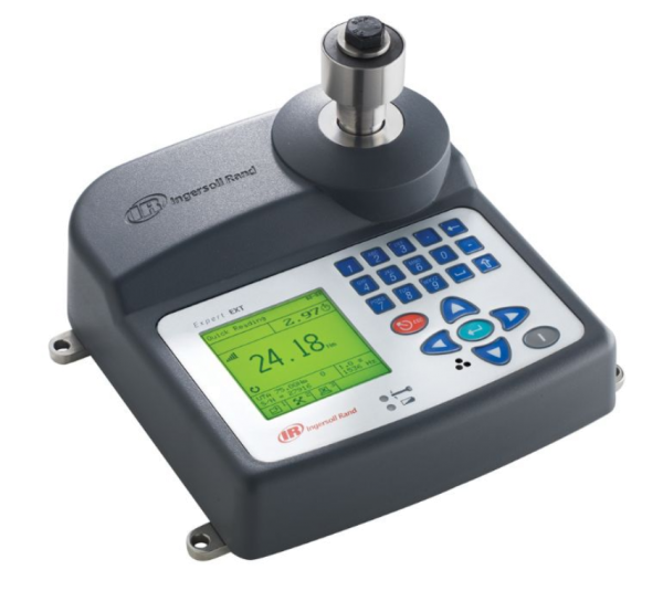 Ingersoll Rand EXTT-4 Drehmomentmessgerät Expert Drehmomentanalysegerät 0.4 bis 4 Nm