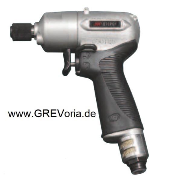 """Ingersoll Rand Druckluft Impulsschrauber QS60PQ1 mit Abschaltung 1/4"""" sechskant Drehmoment 6-13 Nm"""