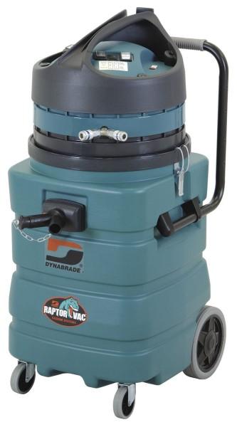 Dynabrade Industriesauger 61408 Raptor Vac Filterklasse M 94 Liter Mobiler-Elektrosauger 230 Volt
