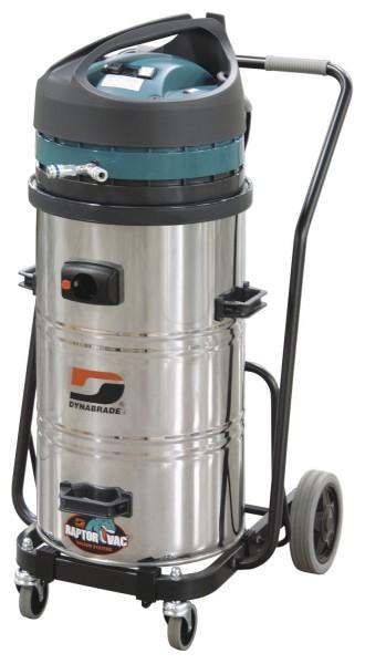 Dynabrade Industriesauger 61409 Raptor Vac 78 Liter Filterklasse M Mobiler-Elektrosauger 230 Volt