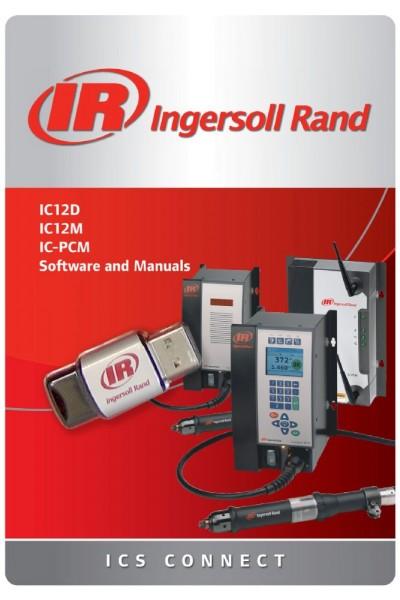 Ingersoll Rand 84737-Comm-Kit Kommunikationskit für EC-Drehschrauber EC-Software auf USB-Stick