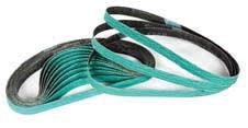 Dynabrade Gewebeschleifband 19x520 mm P60-P120 Zirkonkorund 30 Stück