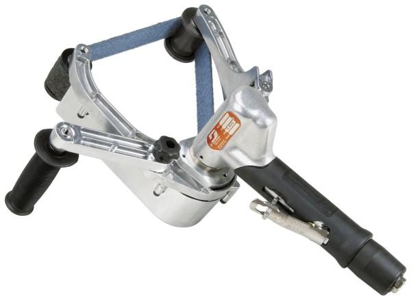 Druckluft-Rohrbandschleifer 14360 Dynabrade Radienschleifer 0.7 PS Schleifbänder 762 mm