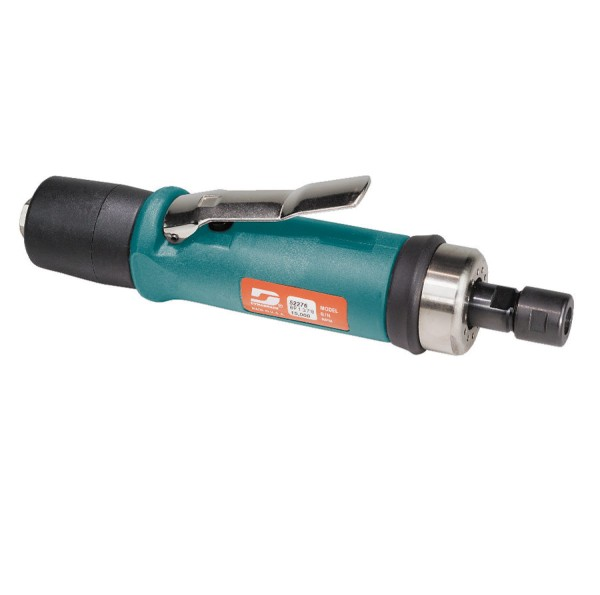 Dynabrade 52100 Druckluft Stabschleifer 0,7 PS Geradschleifer mit 6 mm Spannzange 950 RPM