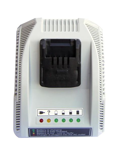RED ROOSTER Ladegerät B84192B Universalladegerät für 18-19,2 Volt Akkus Schnellladegerät