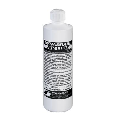 Dynabrade 95842 Luftschmiermittel 473 ml Druckluftöl in der Flasche Luftöl für Wartungseinheiten