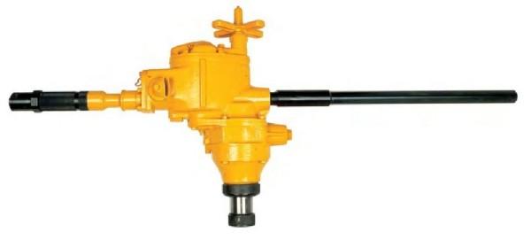 Ingersoll Rand Schwerlastbohrmaschine 551SMA-EU Druckluft Schwerlast Bohrmaschine 6,3 PS Morsekonus