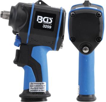 """BGS 3259 Druckluft Schlagschrauber 1/2"""" Minischlagschrauber 949 Nm"""