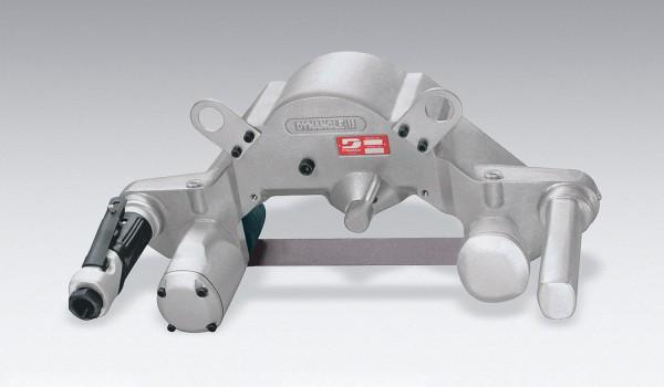 Dynabrade 14300 Druckluft Bandschleifer Dynangle II Einzelmotor 1,2 PS Schleifbänder 51 x 864 mm