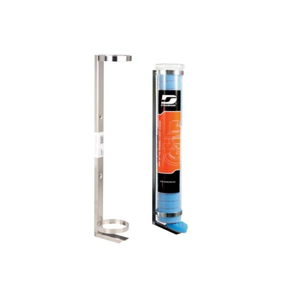 Halterung 22008 für Polierschwamm-Rollenspender von Dynabrade Wandhalterung aus Metall 94 x 548 mm