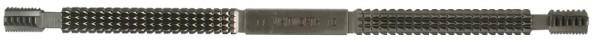 BGS 1922 Gewindefeile 0,80-3 mm Innen und Außengewinde metrisch