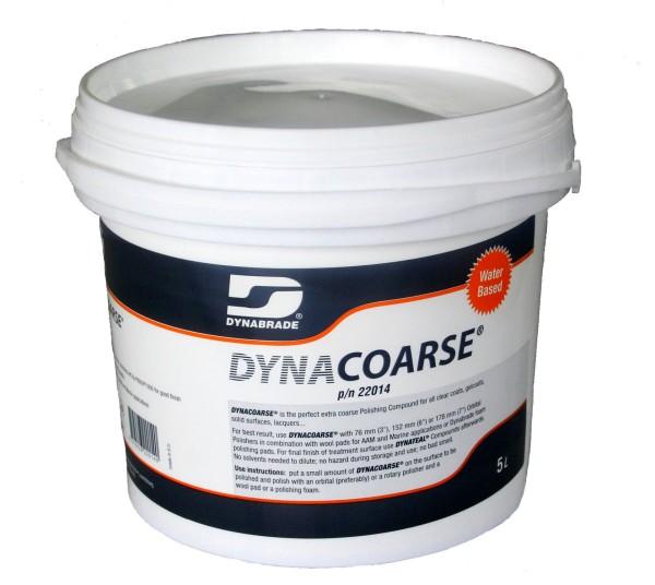 Dynabrade 22014 Dynacoarse Politur Grobpolierpaste im 5 Liter Eimer