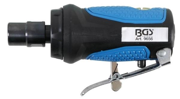 BGS 9656 Druckluft Stabschleifer 0.2 PS Ministabschleifer extra kurz 120 mm